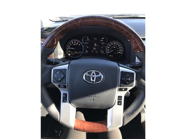 2019 Toyota Tundra 1794 Edition Package (Stk: 190165) in Cochrane - Image 13 of 21