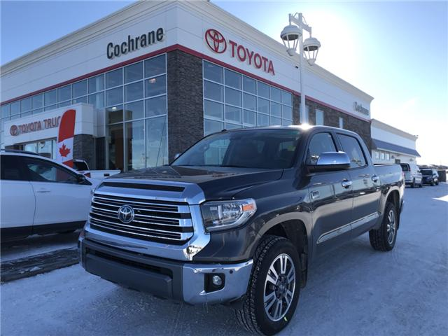 2019 Toyota Tundra 1794 Edition Package (Stk: 190165) in Cochrane - Image 1 of 21