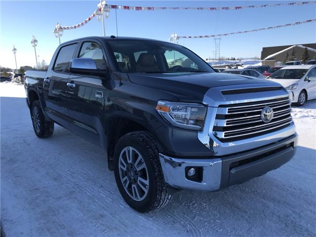 2019 Toyota Tundra 1794 Edition Package (Stk: 190165) in Cochrane - Image 3 of 21