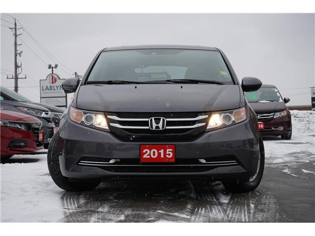 2015 Honda Odyssey EX-L (Stk: P6778B) in London - Image 2 of 27