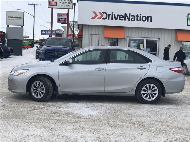 2017 Toyota Camry LE (Stk: A2679) in Saskatoon - Image 2 of 19