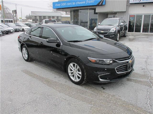 2017 Chevrolet Malibu 1LT (Stk: 190211) in Kingston - Image 1 of 12