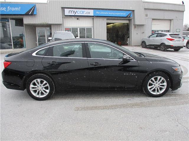 2017 Chevrolet Malibu 1LT (Stk: 190211) in Kingston - Image 2 of 12