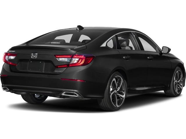 2019 Honda Accord Sport 1.5T (Stk: 19110) in Simcoe - Image 2 of 4
