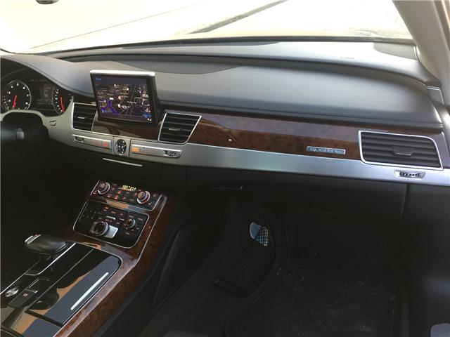 2011 Audi A8 4.2 Premium (Stk: ) in Toronto - Image 14 of 18