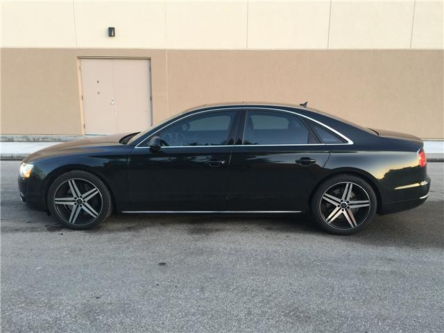 2011 Audi A8 4.2 Premium (Stk: ) in Toronto - Image 2 of 18