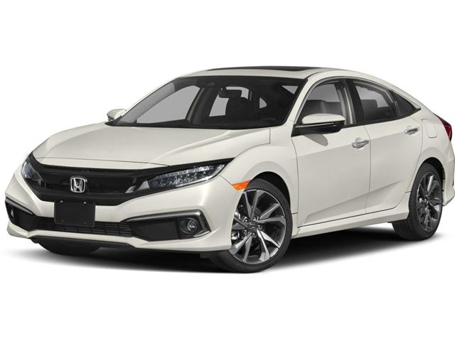 2019 Honda Civic Touring (Stk: 19108) in Simcoe - Image 1 of 2
