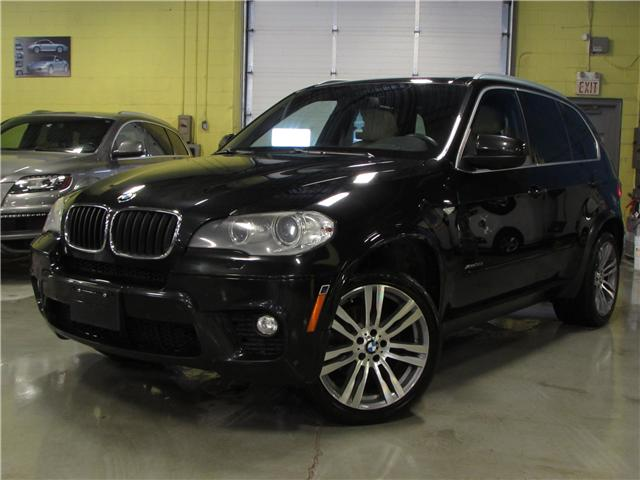 2012 BMW X5 xDrive35i (Stk: D5535) in North York - Image 1 of 18