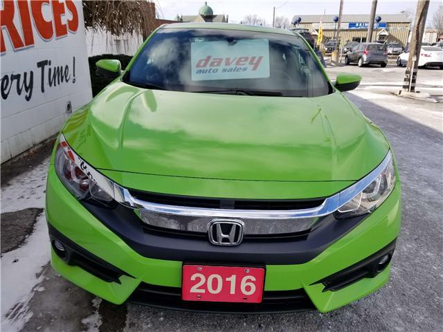 2016 Honda Civic EX-T (Stk: 19-091) in Oshawa - Image 2 of 13