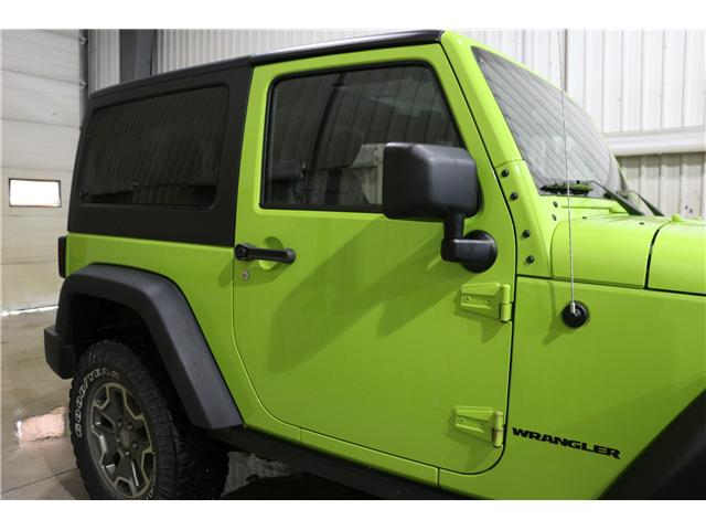 2013 Jeep Wrangler Rubicon (Stk: JT153L) in Rocky Mountain House - Image 4 of 22