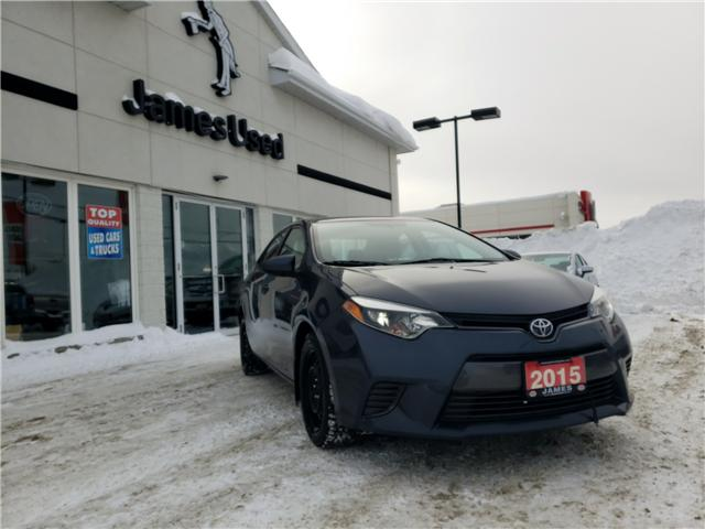2015 Toyota Corolla LE (Stk: N1999A) in Timmins - Image 2 of 11