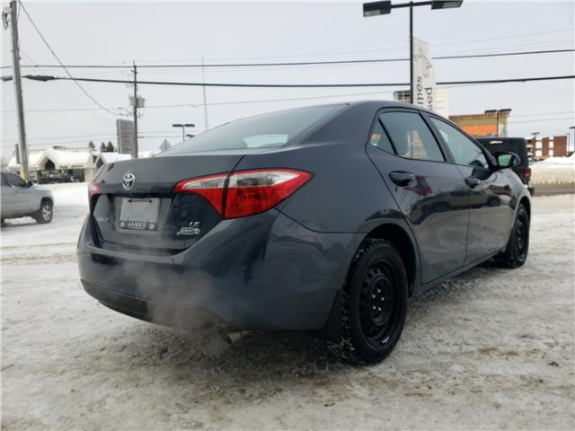 2015 Toyota Corolla LE (Stk: N1999A) in Timmins - Image 3 of 11