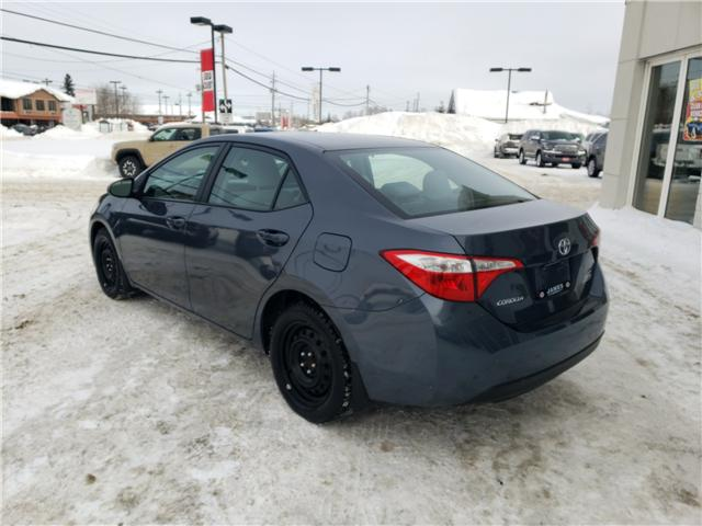 2015 Toyota Corolla LE (Stk: N1999A) in Timmins - Image 5 of 11