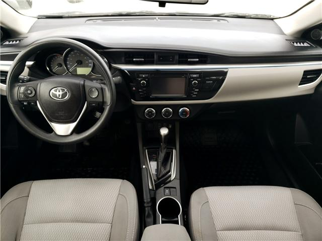 2015 Toyota Corolla LE (Stk: N1999A) in Timmins - Image 7 of 11