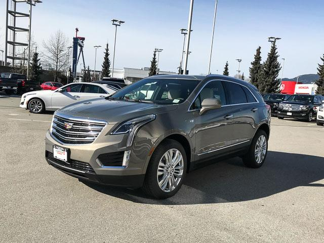 2019 Cadillac XT5 Premium Luxury (Stk: 9D06850) in North Vancouver - Image 8 of 23