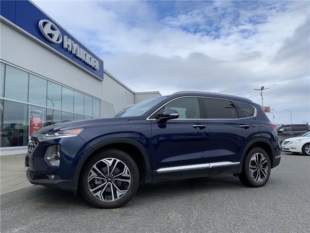 2019 Hyundai Santa Fe Ultimate 2.0 (Stk: H97-3427) in Chilliwack - Image 1 of 12
