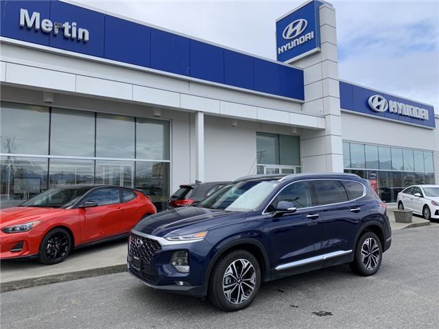 2019 Hyundai Santa Fe Ultimate 2.0 (Stk: H97-3427) in Chilliwack - Image 2 of 12