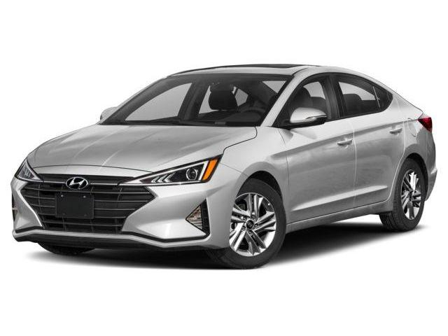 2019 Hyundai Elantra Preferred (Stk: 736363) in Whitby - Image 1 of 9