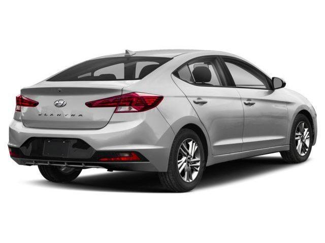 2019 Hyundai Elantra Preferred (Stk: 736363) in Whitby - Image 3 of 9