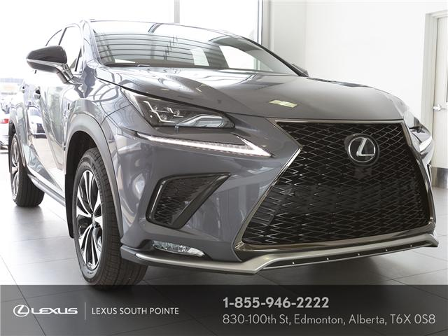 2019 Lexus NX 300 Base (Stk: L900302) in Edmonton - Image 1 of 21