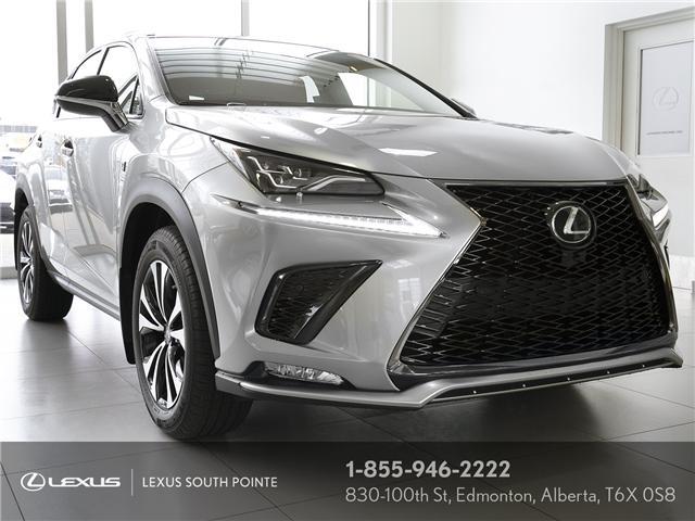 2019 Lexus NX 300 Base (Stk: L900087) in Edmonton - Image 1 of 21