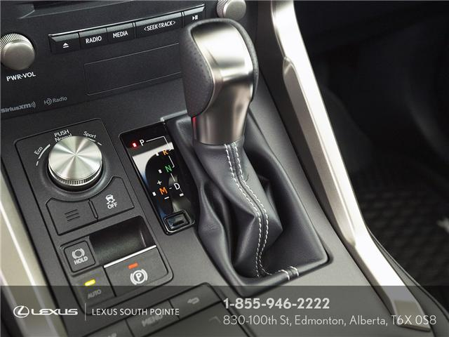 2019 Lexus NX 300 Base (Stk: L900021) in Edmonton - Image 18 of 21