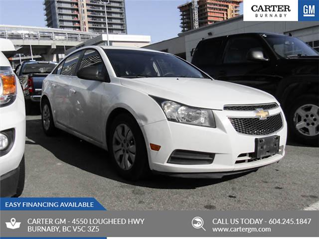 2012 Chevrolet Cruze LS (Stk: J2-99111) in Burnaby - Image 1 of 1
