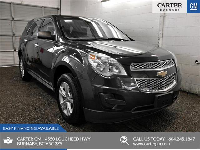 2012 Chevrolet Equinox LS (Stk: Q2-74883) in Burnaby - Image 1 of 22