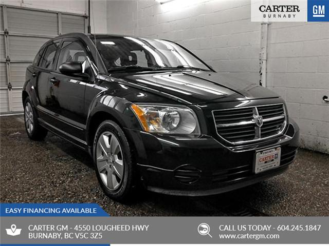 2009 Dodge Caliber SXT (Stk: E8-00721) in Burnaby - Image 1 of 20