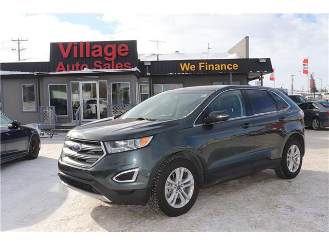 2015 Ford Edge SEL 2FMTK4J84FBB31390 P36143 in Saskatoon