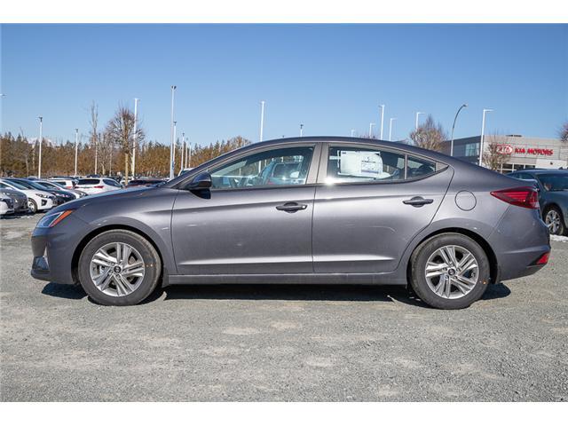 2019 Hyundai Elantra Preferred (Stk: KE860807) in Abbotsford - Image 4 of 25