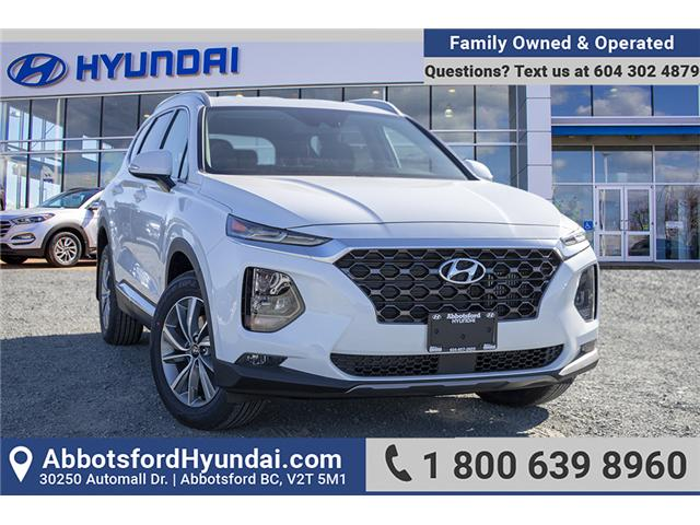 2019 Hyundai Santa Fe Preferred 2.0 (Stk: KF076142) in Abbotsford - Image 1 of 27