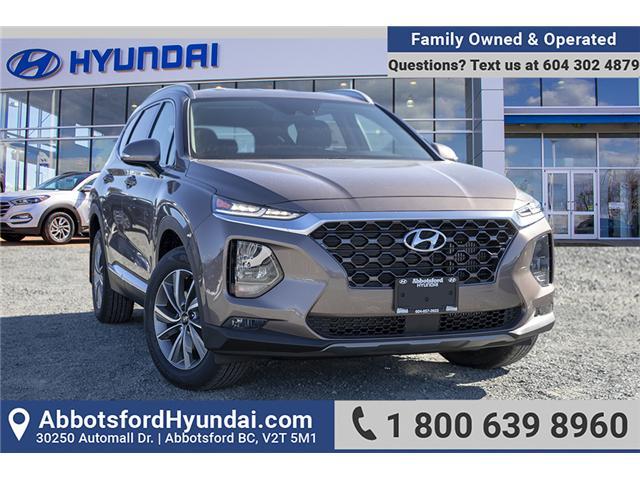 2019 Hyundai Santa Fe Preferred 2.0 (Stk: KF076829) in Abbotsford - Image 1 of 26