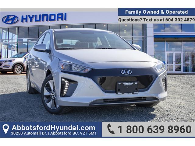 2019 Hyundai Ioniq EV Preferred (Stk: KI040657) in Abbotsford - Image 1 of 26