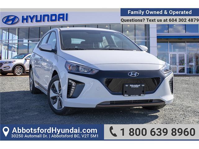 2019 Hyundai Ioniq EV Preferred (Stk: KI042234) in Abbotsford - Image 1 of 29