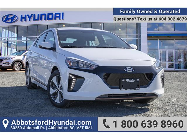2019 Hyundai Ioniq EV Preferred (Stk: KI042256) in Abbotsford - Image 1 of 29