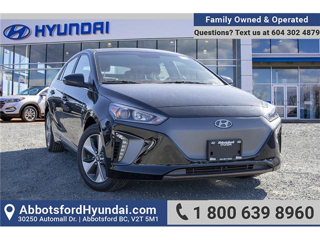 2019 Hyundai Ioniq EV Preferred (Stk: KI042486) in Abbotsford - Image 1 of 28