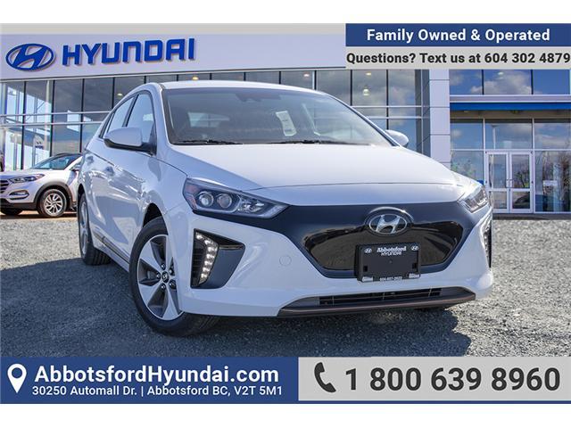 2019 Hyundai Ioniq EV Ultimate (Stk: KI042643) in Abbotsford - Image 1 of 28