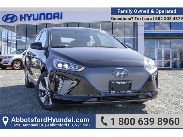 2019 Hyundai Ioniq EV Ultimate (Stk: KI042661) in Abbotsford - Image 1 of 24
