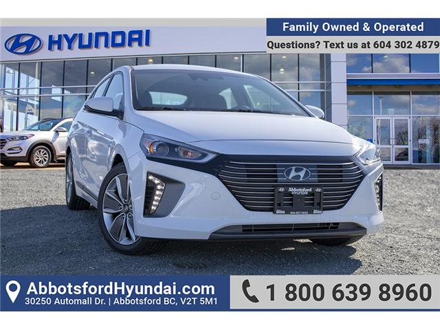 2019 Hyundai Ioniq Hybrid Ultimate (Stk: KI122322) in Abbotsford - Image 1 of 28
