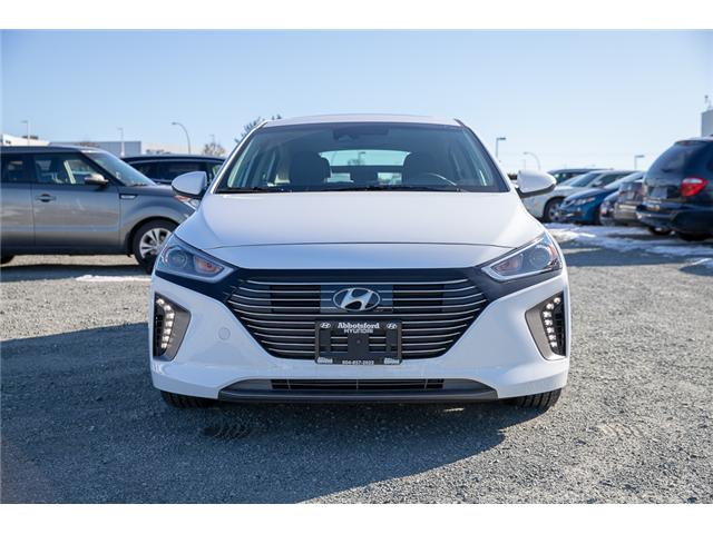 2019 Hyundai Ioniq Hybrid Ultimate (Stk: KI122322) in Abbotsford - Image 2 of 28
