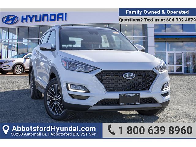 2019 Hyundai Tucson Preferred w/Trend Package (Stk: KT912756) in Abbotsford - Image 1 of 28