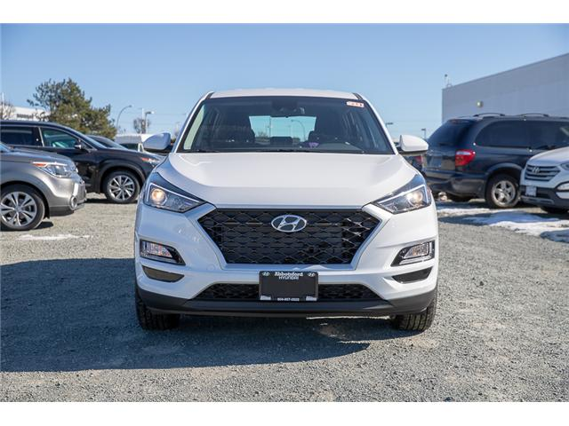 2019 Hyundai Tucson Essential w/Safety Package (Stk: KT911736) in Abbotsford - Image 2 of 27