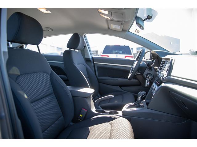 2019 Hyundai Elantra Preferred (Stk: KE860807) in Abbotsford - Image 16 of 25