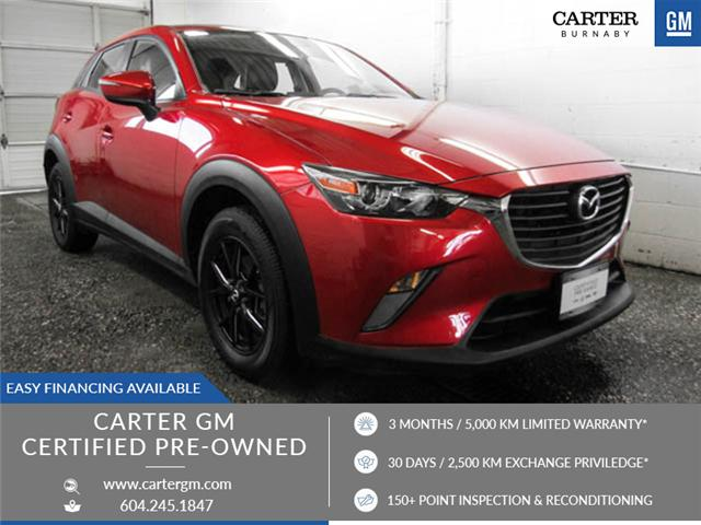2016 Mazda CX-3 GS (Stk: 88-45512) in Burnaby - Image 1 of 24