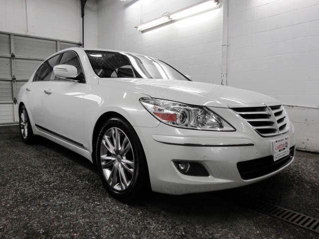 2009 Hyundai Genesis 4.6 (Stk: P9-57111) in Burnaby - Image 2 of 25