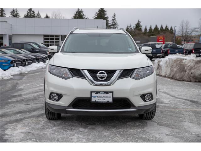2016 Nissan Rogue SV (Stk: P7938) in Surrey - Image 2 of 22