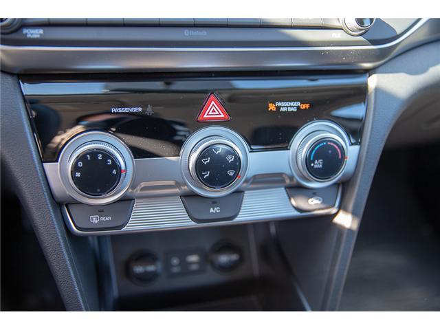 2019 Hyundai Elantra Preferred (Stk: KE860807) in Abbotsford - Image 22 of 25