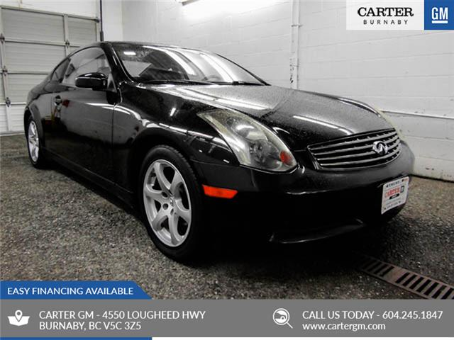 2004 Infiniti G35 Base (Stk: E9-87813) in Burnaby - Image 1 of 21