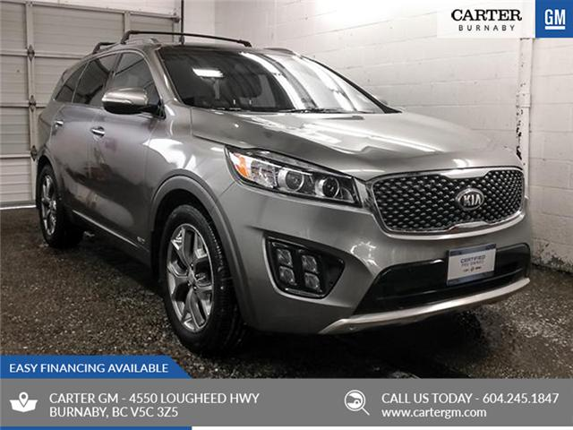 2016 Kia Sorento 3.3L SX (Stk: D9-78421) in Burnaby - Image 1 of 26
